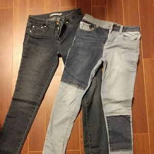 Lot of two jeans